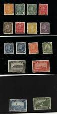 Canada 162-177 Mint  READ    catalog  $758.00