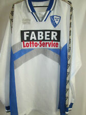 VfL Bochum 2000-2001 Home long sleeve Football Shirt Size Large /16287