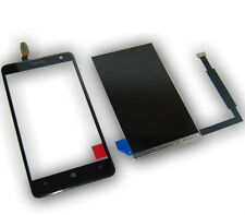 KIt DISPLAY LCD+VETRO TOUCH SCREEN per NOKIA LUMIA 625 VETRINO SCHERMO VISORE
