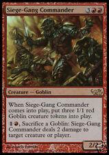 FOIL Capo della Squadra di Assedio Siege-Gang Commander