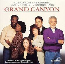 Grand Canyon James Newton Howard SoundTrack Cassette