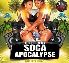 SOCA CALYPSO SOC APOCALYPSE 2017 MIX CD