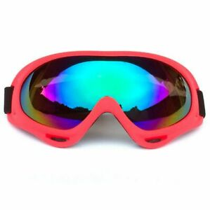 Helmet goggles Off road  motorcycle goggles ski cycling protective goggles
