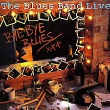 THE BLUES BAND - LIVE-BYE BYE BLUES  CD 21 TRACKS CLASSIC ROCK & POP NEU