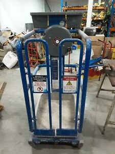 Peco Lift Power Tower Manlift Access Platform