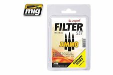 AMMO OF MIG A.MIG-7453 Filter Set for German Tanks (3p)