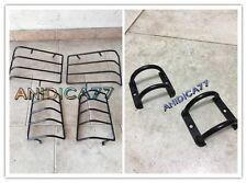 Griglie Fari Protezione Fiat Panda 4x4-4x2 Fino Al 2004+Griglie Frecce+omaggio