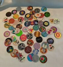 Vintage Milkcaps Pogs 125 5 Slammers collection RANDOM assorted variety