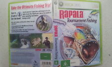 rapala tournament fishing xbox 360