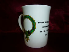 2002 South Tynedale Railway MUG 150th Anniversary ALSTON BRANCH 1852-2002 RARE!