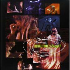 ROYAL TRUX  : 3-SONG EP : BRAND NEW & SEALED VINYL LP