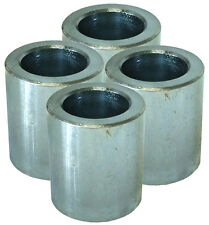 """Rod End Reducer Insert Bushings 3/4"""" to 1/2""""  - 4 Pack #1114"""