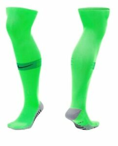 Nike Dri Fit Womens Boys Girls  MatchFit Over the Calf Soccer Socks  Small