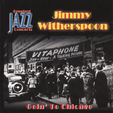 Jimmy Witherspoon |Goin' to Chicago greatest jazz concerts-series