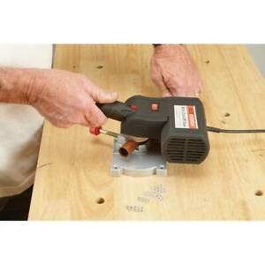 """Mini Cut Off Saw Bench Top 2"""" Accurate Precision Cuts Metal Wood Carbon Arrows"""