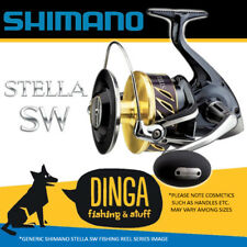 Shimano Stella SW %7c B 6000 HG Spinning Fishing Reel NEW
