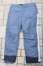 COLUMBIA Pants Men's Size XXL 2XL Ski Snow Insulated Waterproof Grey
