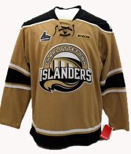 Charlottetown Islanders  QMJHL Premier Edge Third Jersey X-Large Gold