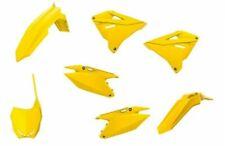 Polisport90868 Kit Plastiques Restyling pour Suzuki RM125/250 2001-2008 - Jaune