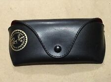 Ray Ban Black Sunglasses Case Luxottica Sunglass