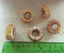 Toroid Core Inductor Wire Wind Wound  150uH 0.2ohms 1Khz     5 PIECES     Z2555