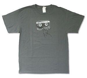 Deftones Demo Tape Charcoal Grey T Shirt New Official Band Merch
