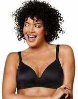 Playtex Wirefree Bra Love My Curves Side Smoothing TruSUPPORT Smoothing Petals