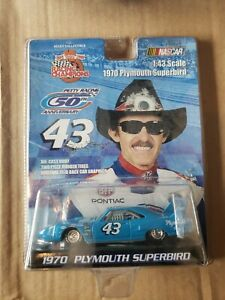Racing Champions Richard Petty 50th Anniversary 1970 Plymouth SuperBird 1/43