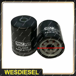 Wesfil Oil Filter for Ford Explorer Sport F150 213 Falcon FG FG X Mustang GT
