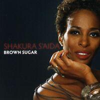Shakura S'Aida - Brown Sugar [New CD]