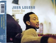 JOHN LEGEND : NUMBER ONE / CD - TOP-ZUSTAND