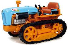 Landini C 25 1957 Tracteur Tracteur Hercheur orange + bleu 1:43