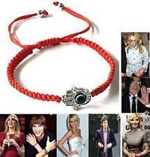 X1 Good Luck Kabbalah BRACELET Hamsa Hand of GOD Evil Eye Adjustable Red String
