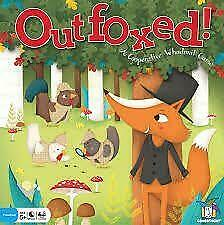 Outfoxed Whodunit Game Gwi418