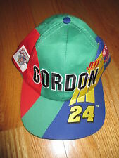 JEFF GORDON 50th Anniversary NASCAR Dupont Refinish Racing (Adjustable Snap) Cap