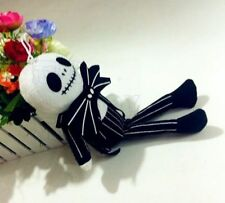 Nightmare Before Christmas Jack Skull Head Plush Toy Doll Christmas Gift 10""