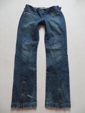 G-Star Damen-Jeans mit geradem Bein Hosengröße W30