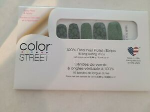 COLOR STREET ~ Shamrockin' And Rollin' (NIP) Free Shipping!