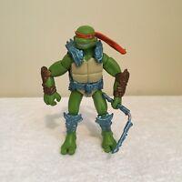 Alien Hunter Michaelangelo Teenage Mutant Ninja Turtles TMNT 2007 Action Figure