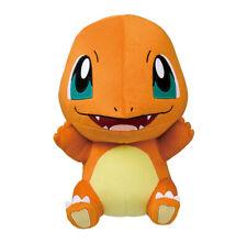 "Pokemon Sun & Moon Charmander 10"" Character Dx Color Orange Plush Toy Doll Anime"