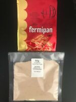 Fermipan INSTANT DRIED YEAST 50g Home Baking Bread Maker Pizza Vegan/GF /Halal