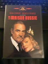 La Maison Russie (the Russia House) French Version DVD