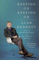 Keeping On Keeping On by Bennett, Alan