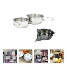 1 Set Creative Durable Portable Camping Bowl for Outdoor Camping  Picnic  Home