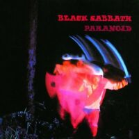 BLACK SABBATH PARANOID CD