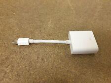 Genuine Apple A1305 Mini DisplayPort / Thunderbolt To DVI Adapter