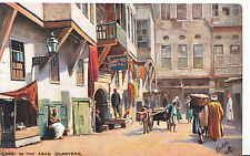 Egypt Postcard - Cairo - In The Arab Quarters  U4373
