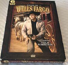 Tales of Wells Fargo (Dvd, 6-Disc, 2009) Dale Robertson