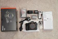Sony Alpha A9 II Camera Body