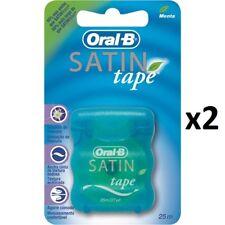 Oral-b Satin Tape menta seda dental